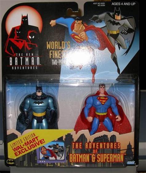 Mainan Figurin Superman Batman Worlds Finest Figure Isi 2 81507 other figures world s finest 2pk the adventures of batman superman exclusive was
