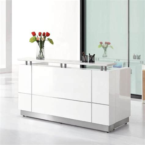 Reception Desk Cheap High Quality Cheap Front Desk Office Table Modern Office Furniture Reception Desk Buy Office