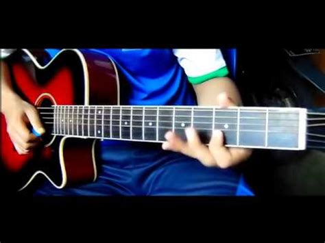 tutorial gitar payung teduh payung teduh akad akustik gitar instrumen rivolindo