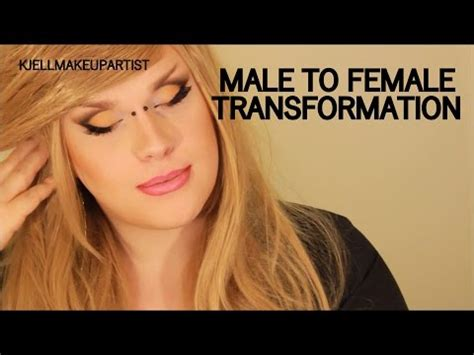 male wants female makeover boy transformed into a pretty women