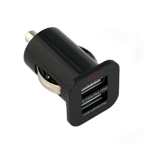 Charger Samsung 3output 2 1a 2 buy price ezopower compact black dual usb car charger