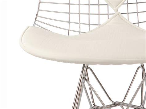 eames bikini chair white