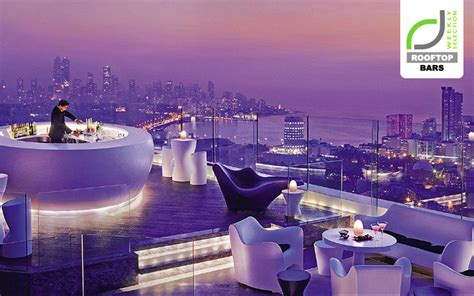 Top Bars In Mumbai rooftop bars aer bar and lounge at four seasons hotel mumbai 187 retail design