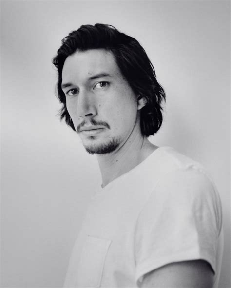 adam driver �compared with the military acting isn�t