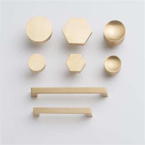 brushed gold cabinet hardware 18 best lewis dolin brushed brass images on