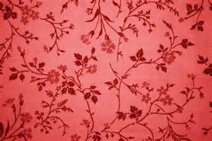 floral print fabric texture picture free photograph