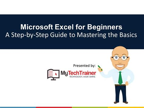 mastering the a step by step guide to writing a quality staff report books microsoft excel for beginners a step by step guide to