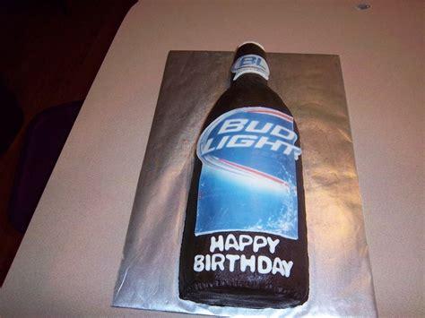 bud light birthday message bud light birthday cake cakecentral com
