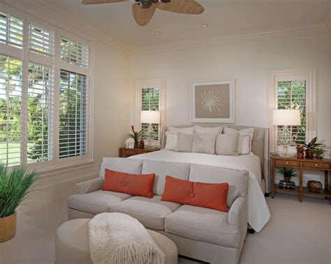 couch at end of bed 24 tropical bedroom designs decorating ideas design