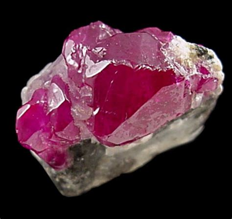 Perak Ruby Rubi Corondum corundum facts and properties