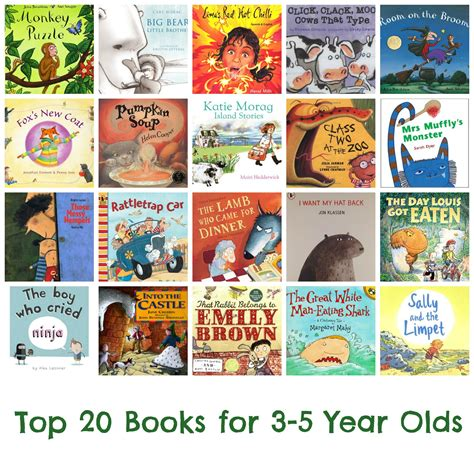A Novel In A Year by Top 20 Books For 3 5 Year Olds Bedtimereading Preschool