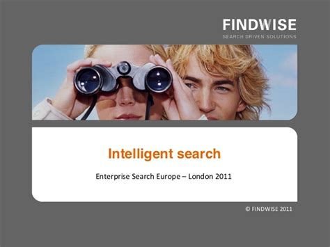 Intelligent Search Intelligent Search