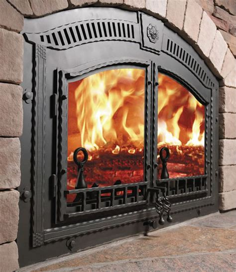 Best Wood Burning Fireplace by Napoleon Nz6000 1 Black Build