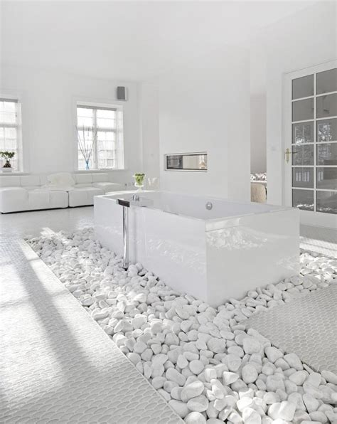 white spa bathroom white white bathroom dream house