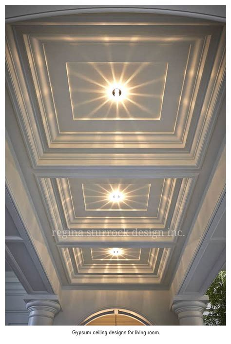 Gypsum Design For Ceiling by 51 Gypsum Ceiling Designs For Living Room Ideas 2016