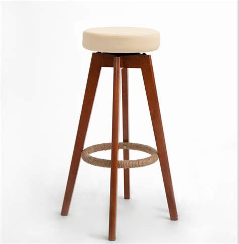backless wood swivel bar stools wooden swivel bar stools modern brown finish leather