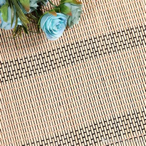 natural bamboo photography backdrop cm bamboo wove mat  background  jewelry cosmetics
