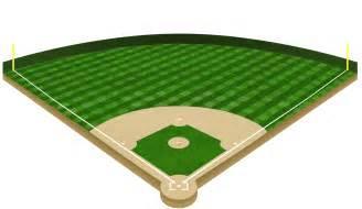 Baseball Field Template by Baseball Template Bestsellerbookdb