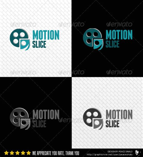 motion logo templates motion slice logo template by chiccosinalo graphicriver