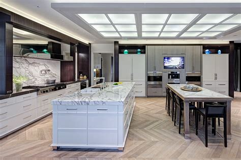 wood herringbone floor contemporary kitchen nate zigzag patterns in kitchen chevron and herringbone