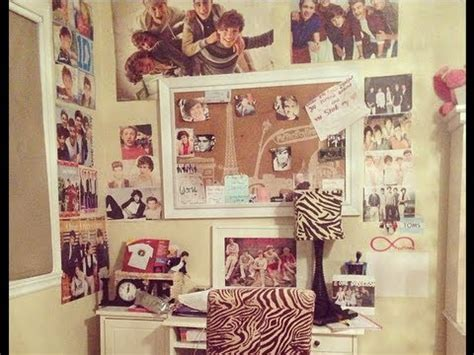 room direction one direction room tour updated
