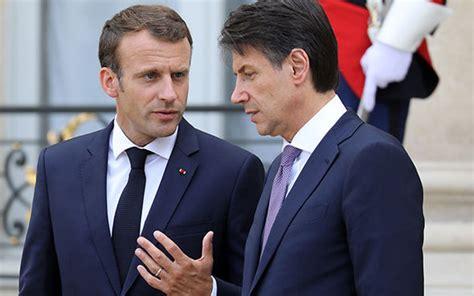 emmanuel macron yesterday news eu crisis european parliament presidents reveals june