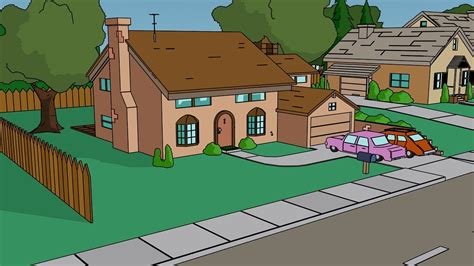 the simpsons house d oh the simpsons house reimagined in 8 different architectural styles news archinect