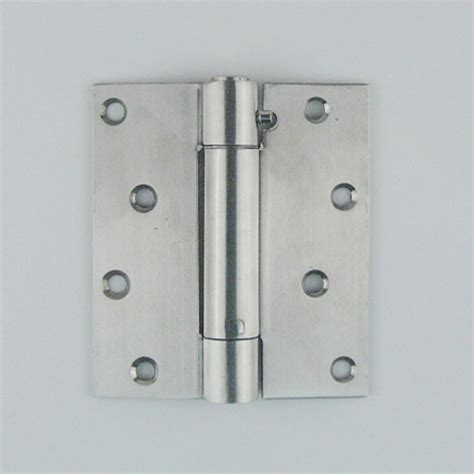 Self Closing Hinges For Exterior Doors Gute Hardware 4 Inch Stainless Steel Single Elastic Hinge Door Hinge With Self Closing Doors