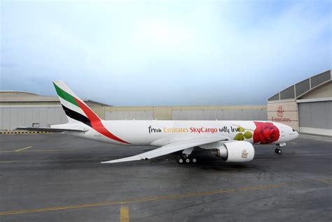 emirates cargo emirates skycargo paints a rosy picture ahead of valentine
