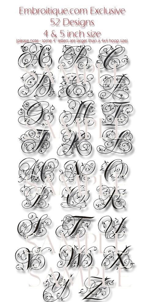 fancy cursive tattoo font www imgkid com the image kid
