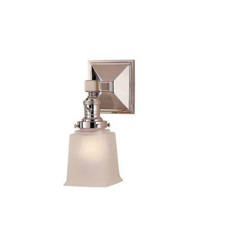 visual comfort lighting sale visual comfort and company chrome boston square one light