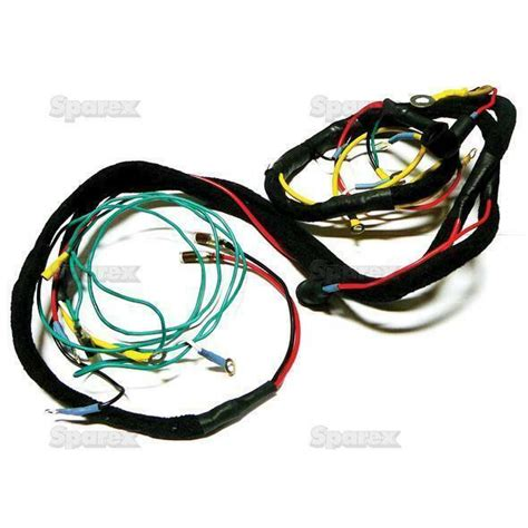 ford tractor main wiring harness series       fdnb ebay