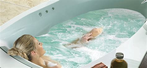 turn bathtub into spa how to instantly turn your bathroom into a heavenly spa