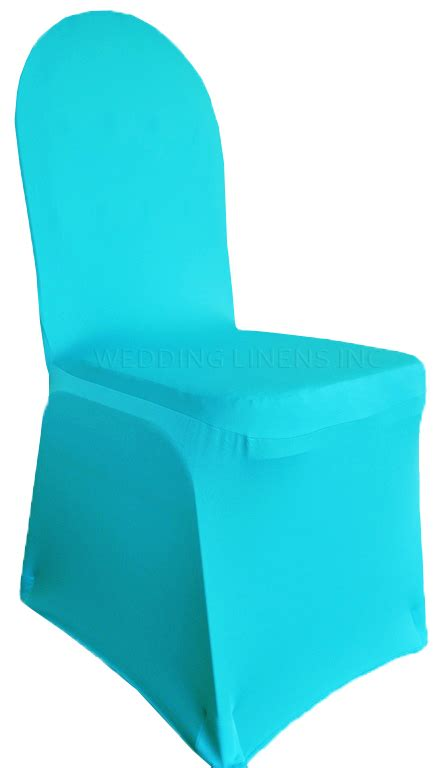 turquoise banquet chair covers turquoise spandex banquet chair covers wholesale