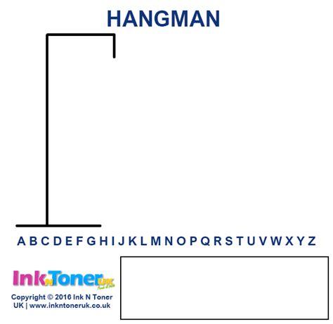 Free Printable Hangman   Inkntoneruk Blog