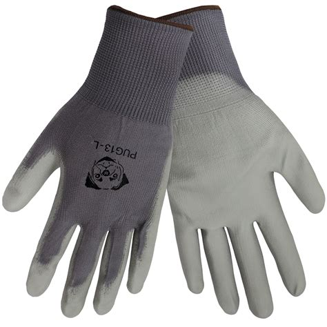 pug 11 gloves pug 13 global glove and safety manufacturing inc