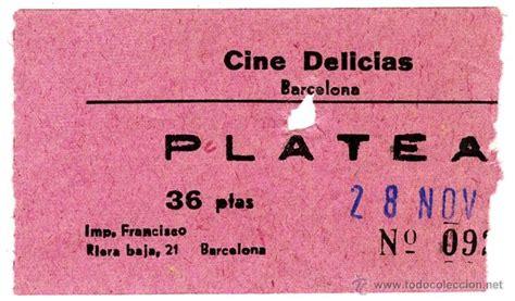 comprar entradas cine barcelona barcelona los cines desaparecidos entrada cine comprar