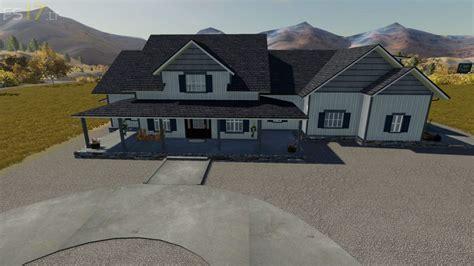 farm house   fs mods