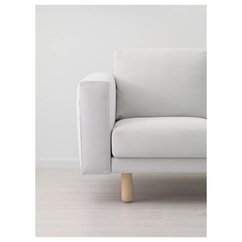 ikea legs for sofa norsborg leg birch ikea