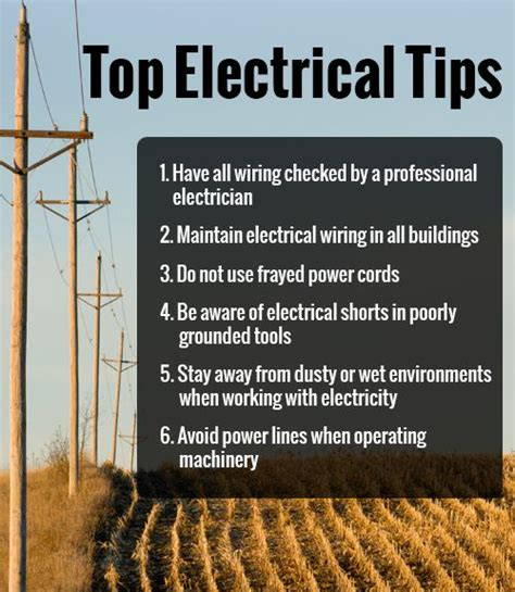 pin by delaware electric cooperative on electrical safety