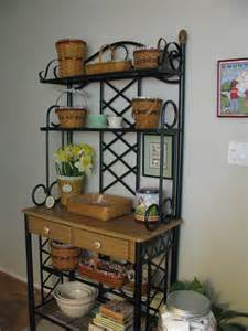 What Do You Put On A Bakers Rack Aggie July 2010