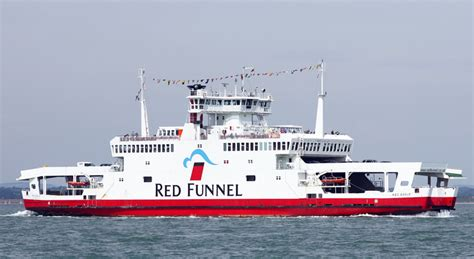 7 Foot Desk Red Funnel Confirm Christmas Timetable Island Echo