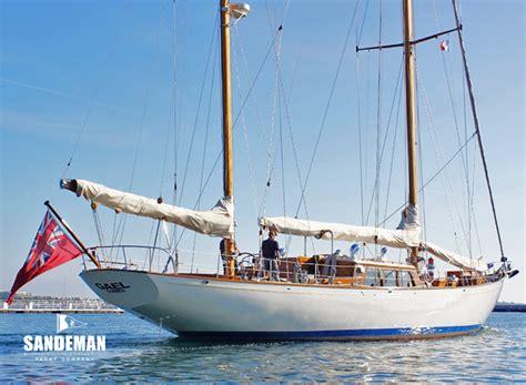 philip 76 ft ketch 1962 sandeman yacht company - Lengesch Ft