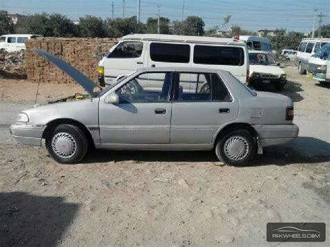 manual cars for sale 1993 hyundai excel parking system used hyundai excel 1993 car for sale in rawalpindi 1115358 pakwheels