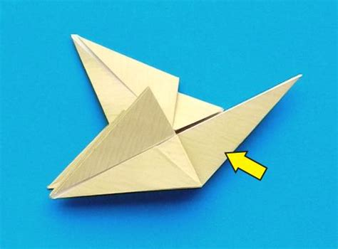 Pterodactyl Origami - joost langeveld origami page