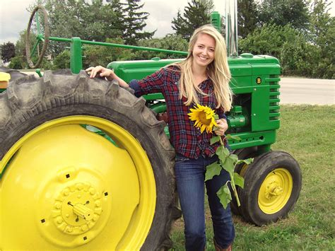 girls on john deere tractors 3 everyone knew it was love from the start romance