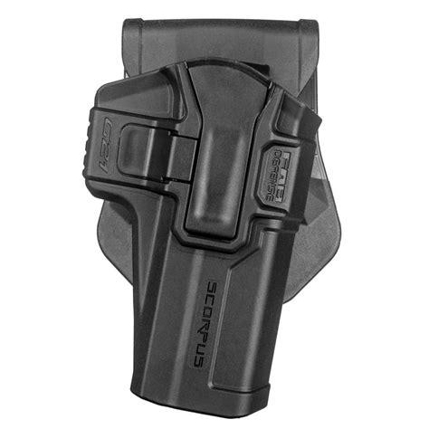 Fab Defense Level 2 Scorpus Swivel Holster For Glock 20 21 37 41 G 21 1 fab defense scorpus level 1 roto swivel holster for glock 20 21 37 41 g 21s ebay