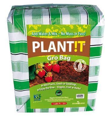 Planterbag 28 Liter Putih plantit hydroponics hydroponics and hydroponic systems from eco enterprises