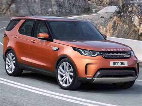 blue land rover discovery 2017 land rover discovery pricing ratings reviews kelley