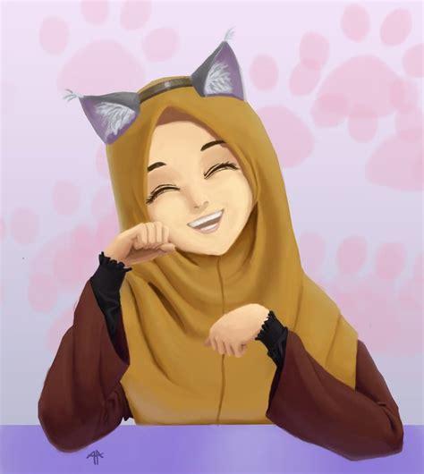 tutorial gambar anime hijab 101 best images about tesett 252 rl 252 animeler on pinterest